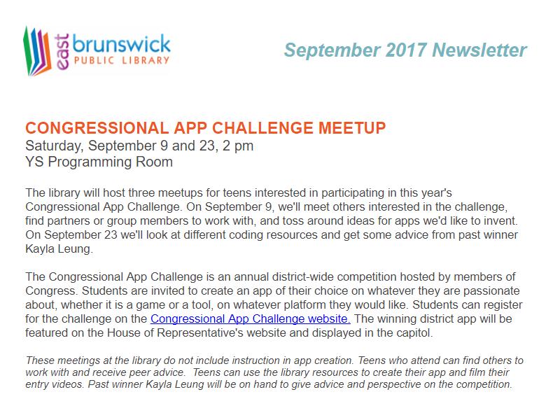 Congressional app challenge prizes